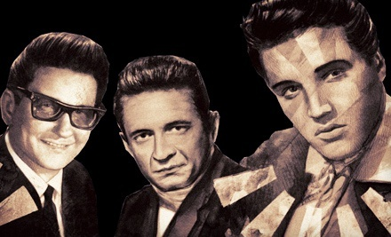 Sun Records Reunion Live Tribute Concert for Two at Starlight Casino on May 26 at 3 p.m. (Up to...
