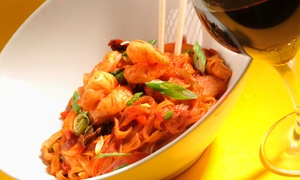 iChef Chinese Cuisine: $15 for $25 Worth of Chinese Food & Drinks at iChef Chinese Cuisine