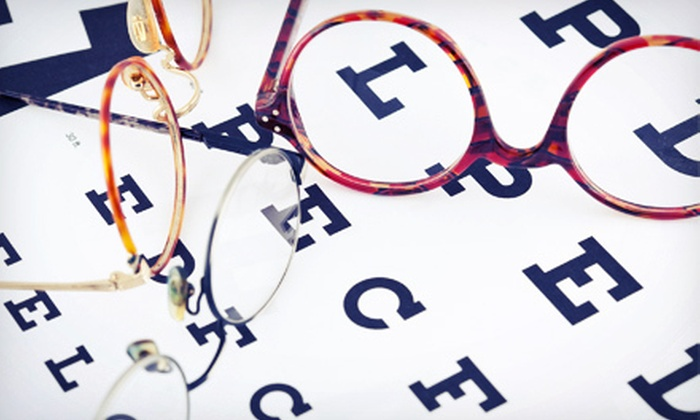 Dr. William Pflueger - Macon West: $49 for an Eye Exam and Pair of Trial Contact Lenses from Dr. William Pflueger ($105 Value)