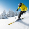 48% Off Introductory Skiing or Snowboarding Lesson