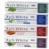 4-Pack: Now Foods Xyliwhite Toothpaste Sampler