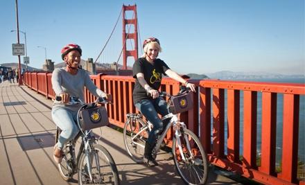 Comfort Bike Rental And Tours Bay City Bike Groupon