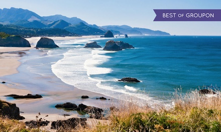 1-Night Stay for Up to Four at Sandy Cove Inn in Seaside, OR. Combine Up to 4 Nights.