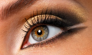 Lashes by Erinne Michele: One Set of Eyelash Extensions with Optional Fill at Lashes by Erinne Michele (Up to 60% Off)