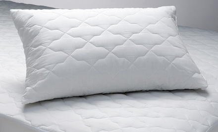 Waterproof Mattress Protector with Option of Pillow Protectors. Multiple Sizes from $32.99–$69.99.