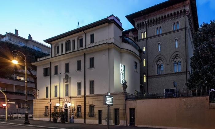 Hotel Via Di Villa Grazioli Roma