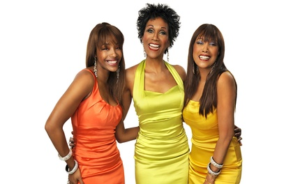The Pointer Sisters at Trump Taj Mahal - Mark G. Etess Arena on April 4 at 8 p.m.  (Up to 48% Off)