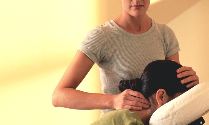 Thrive Family Chiropractic - Ballantyne West: 60-Minute Therapeutic Massage, Exam, and Spinal Adjustment from Thrive Family Chiropractic (65% Off)