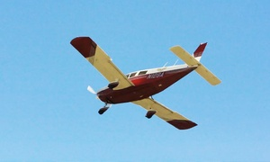Magic Air: $475 for 45-Min Romantic Tour Flight for 2, Strawberries, Champagne & PhotoShoot at Magic Air ($812.95 value)