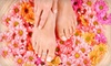 Felicia's Fabulous Nails - Highland Springs: One or Two Spa Mani-Pedis at Felicia's Fabulous Nails (Up to 52% Off)