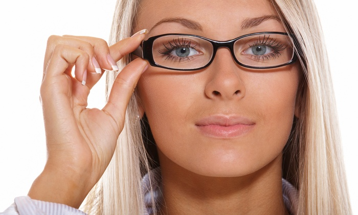 Healthy Eye Family and Developmental Vision Center - Palm Valley: $65 for Exam and $200 Toward Prescription Eyewear at Healthy Eye Family and Developmental Vision Center ($279 Value)
