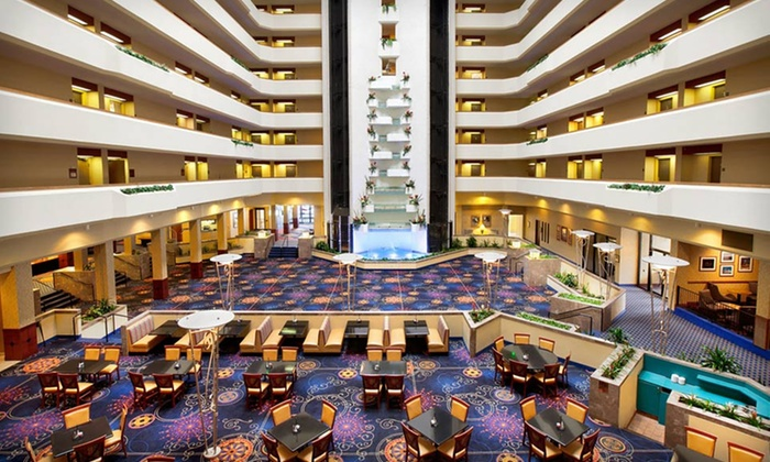 null - St Louis: Stay at Capitol Plaza Hotel in Jefferson City, MO