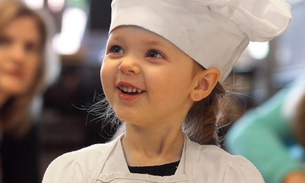 Cooking Classes for Tots, Kids, or Teens at The Kids' Table (44% Off)