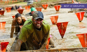 Down & Dirty Mud Run: Registration for Three- or Six Mile Race at the Down & Dirty Mud Run Obstacle Race on April 10 (Up to 42% Off)