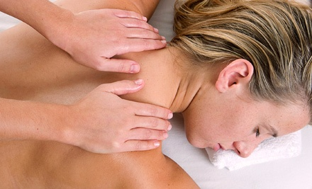 Therapeutic Massage with Reflexology or Deep-Tissue Massage at Still Point Massage and Bodywork (Up to 51% Off)