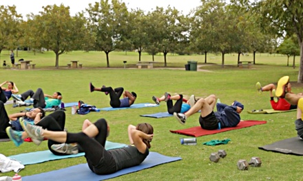 Four Weeks of Unlimited Strength and Conditioning Classes from BBBrown Fitness (67% Off)