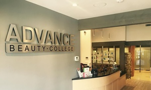 Advance Beauty College: Up to 52% Off facial treatments at Advance Beauty College