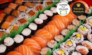 No Japa Restaurante: No Japa Restaurante – Alto da Boa Vista: rodízio japonês para 1, 2 ou 4 pessoas