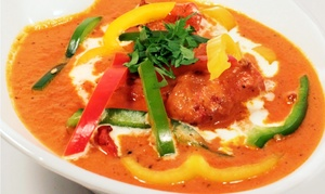 Jaipur Royal Indian Cuisine: $15 for $30 Worth of Indian Cuisine at Jaipur Royal Indian Cuisine