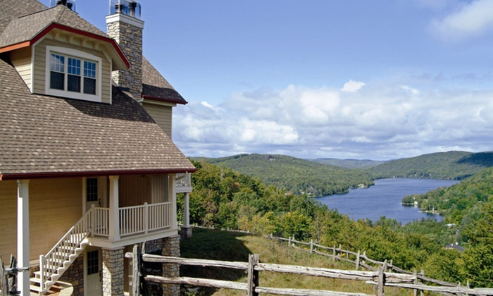 Cap Tremblant - Mont-Tremblant: Two-Night Stay in a One-Bedroom Condo at Cap Tremblant in Mont-Tremblant, Quebec