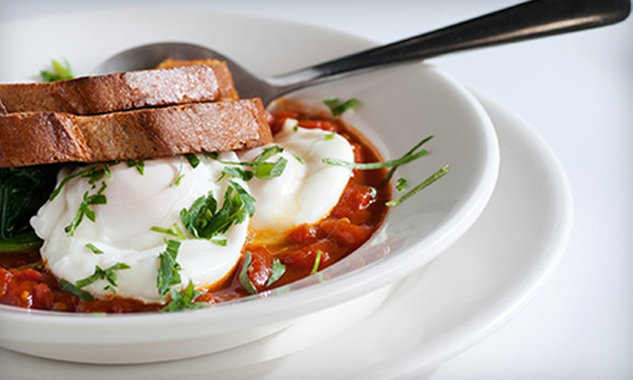 The Village - Royal Oak: C$11 for $20 Worth of Breakfast and Lunch at The Village