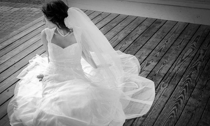 Three Rivers Photography - Pittsburgh: $1,299 for a Four-Hour Wedding-Photography Package at Three Rivers Photography ($3,150 Value)