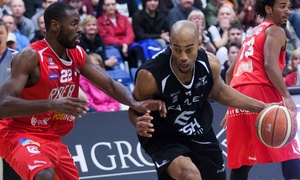 Newcastle Eagles: Newcastle Eagles: Two Tickets to a Choice of Home Games, 5 or 19 February (Up to 61% Off)