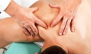 Interurban Chiropractic: One or Three 60-Minute Massages with a Chiropractic Consultation at Interurban Chiropractic (Up to 77% Off)
