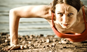 Gravity Training Zone: Four Weeks of Unlimited Boot Camp at Gravity Training Zone (Up to 87% Off)