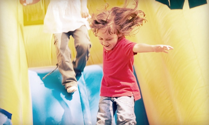 Boing Boing Bounce - Corpus Christi: 5 or 10 Open Jumps for One or a 6-Month Membership at Boing Boing Bounce (Up to 60% Off)