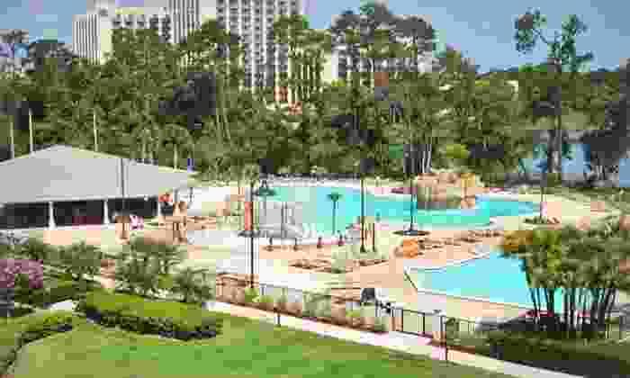 Wyndham Lake Buena Vista Resort - Lake Buena Vista, FL: Stay at Wyndham Lake Buena Vista Resort in Orlando, FL. Dates into December.