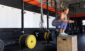 CrossFit Hanover: Four Private Classes and Two or Six Weeks of Unlimited Membership at CrossFit Hanover (Up to 60% Off)