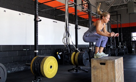Four Private Classes and Two or Six Weeks of Unlimited Membership at CrossFit Hanover (Up to 60% Off)