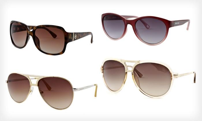 6bf1665b87 Up to 79% Off Michael Kors Sunglasses