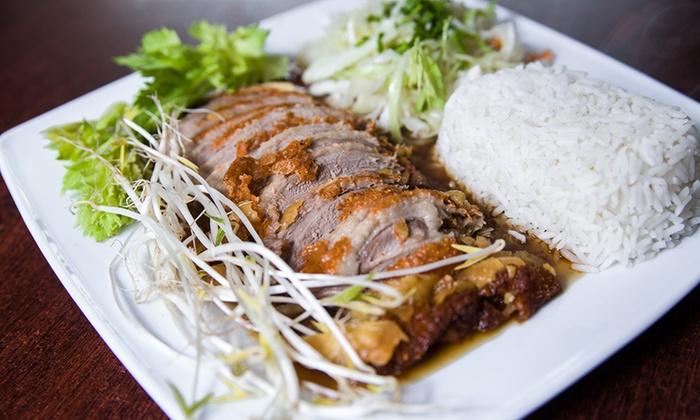 Kuchnia Wietnamska I Chińska Hanoi Pho Groupon