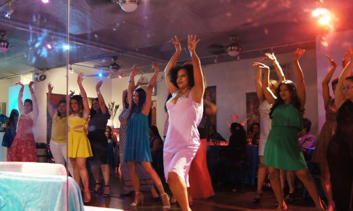 Sacred Burlesque - New York: $12 for $15 Worth of Dance Lessons — Sacred Burlesque