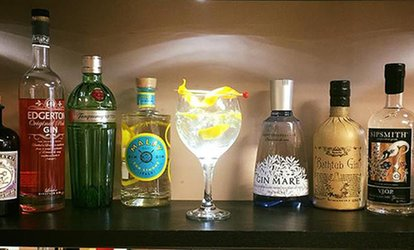 Trio of Gins with Mixers at Café Sapori Italian Cafe Bar & Deli (Up to 45% Off)