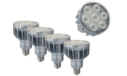 Optiled Rocket Par30 12.5W Cree LED Flood Lights (4-Pack)