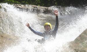 CANYONING-AVENTURE: Une sortie découverte Canyoning pour 1, 2 ou 4 personnes dès 27,90 € au Canyoning-Aventure