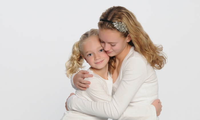 Kliks Photography - Kliks Photography: $79 for Spring Buds Photography Package for Up to Six Kids or Teens at Kliks Photography ($174 Value)