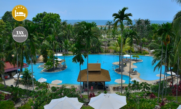 Bintan: 4* Beachfront Resort 0