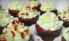 Touch of Frosting, Cupcakery - Harris - Houston: One or Two Dozen Cupcakes at A Touch of Frosting, Cupcakery (Up to 52% Off)