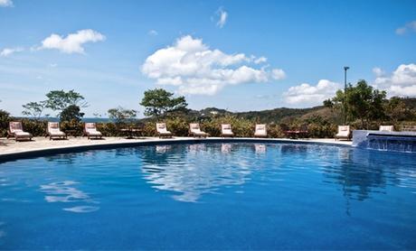 Hillside Nicaraguan Villas Overlooking Pacific