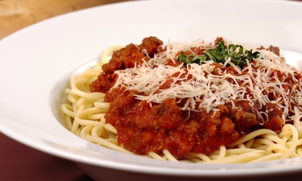 $24 for Two Groupons, Each Good for $20 Worth of Lunch at Caffe Espresso Trattoria ($40 Total Value)