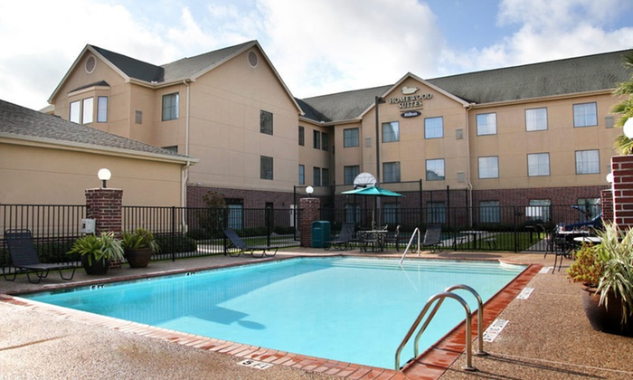 Homewood Suites By Hilton Houston Intercontinental Airport - Northgreen Park: $59 for a One-Night Stay at Homewood Suites By Hilton Houston Intercontinental Airport