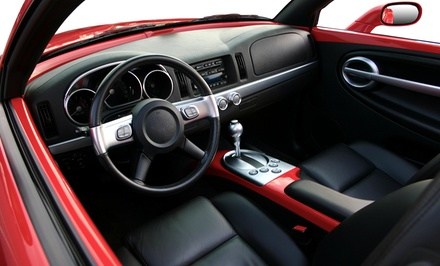 Interior Auto Detail and Exterior Wax at Derek's Auto Detail and Hand Car Wash (Up to 58% Off)