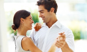 Universal Ballroom Dance Center: Six-Week Dance Course Package for Beginners or Couples at Universal Ballroom Dance Center (Up to 63% Off)