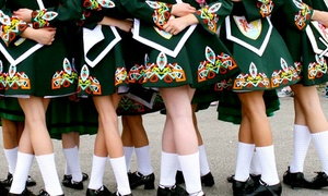 McNulty School of Irish Dance, Los Angeles: Four or Eight Weeks of Irish Dance Classes at McNulty School of Irish Dance, Los Angeles (Up to 52% Off)