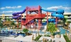 Flamingo Resort Waterpark - Kissimmee, FL: Stay with Four Water-Park Passes at Flamingo Waterpark Resort in Kissimmee, FL. Dates into September.