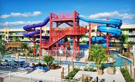 Flamingo Resort Waterpark In Kissimmee Fl Groupon Getaways